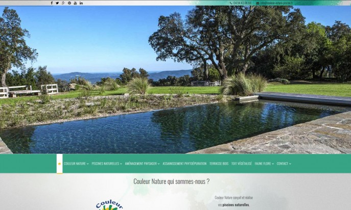 Couleur Nature Landscapes and Natural Pools by Easy Connect 83