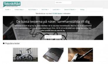 Teknikrad.se by Peter Jonsson