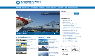 Kreuzfahrt Praxis by Plau Media
