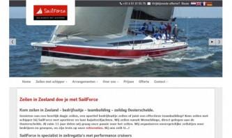 Zeilen Zeeland by JS Webdesign