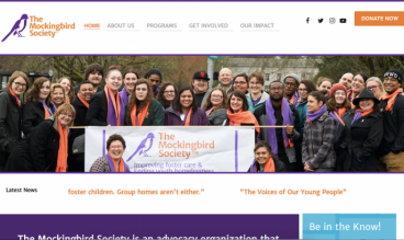 The Mockingbird Society by Access IPD, LLC
