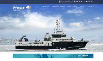 Instituto Nacional de Investigación y Desarrollo Pesquero by Área de Comunicación INIDEP