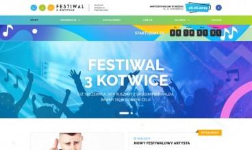Festiwal 3 Kotwice - Muzyka Nadzieja Przyszłość by Progressiv.pl