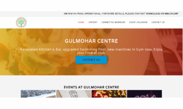 Gulmohar Centre - A Social Club by KUZIKA