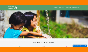 Shrestha Sankalp - NGO for All by DELHI WEBSITE STUDIO