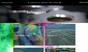 Cortelia Systems Powder Coating by Herzlich Nordisch by Melson Marketing & Media