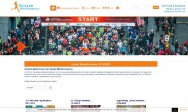 Geisler Marathonreisen by Herzlich Nordisch by Melson Marketing & Media
