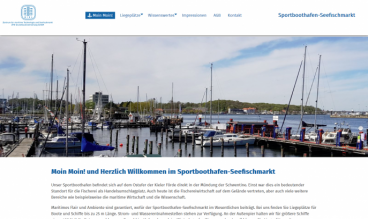 Marina Sportboothafen-Seefischmarkt by Herzlich Nordisch by Melson Marketing & Media