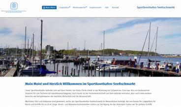 Marina Sportboothafen-Seefischmarkt by Herzlich Nordisch by Melson Marketing & Media
