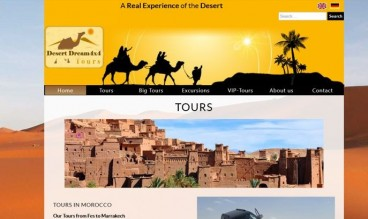 Desert Dream 4X4 by Herzlich Nordisch by Melson Marketing & Media