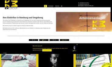 KM Group by Herzlich Nordisch by Melson Marketing & Media