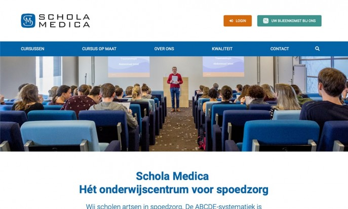 Schola Medica by DSD Business Internet