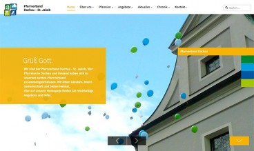 Parish Association by degagee – Agency for Web & Design