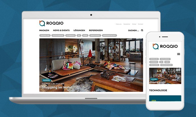 ROQQIO Commerce Solutions by reDim GmbH