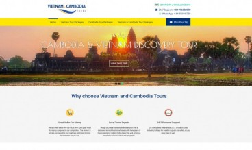 Vietnam and Cambodia Tours by S Vietnam Travel