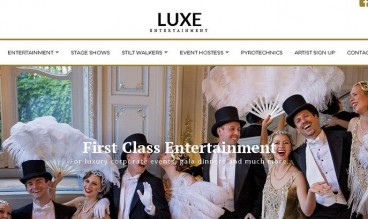 Luxe Entertainment by Luxe Entertainment