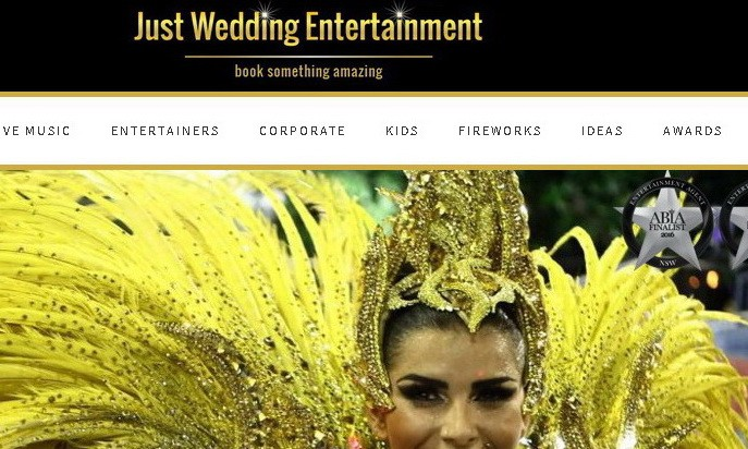 Just Wedding Entertainment by Just Wedding Entertainment