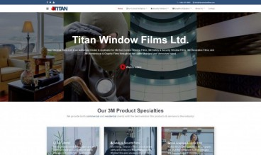 Titan Window Films Ltd. by Danny Deane