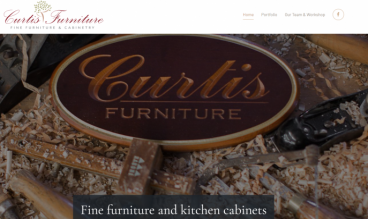 Curtis Furniture Company by Coughlin Printing