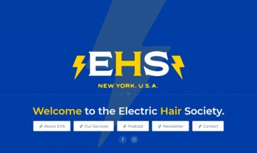 Electric Hair Society by Coughlin Printing