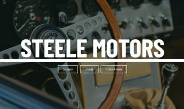 Steele Motors by Coughlin Printing