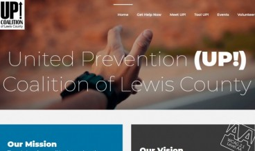 United Prevention (UP!) Coalition of Lewis County by Coughlin Printing