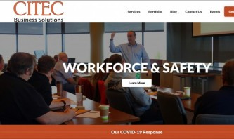 CITEC Business Solutions by Coughlin Printing