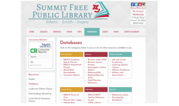 Summit Public Library by RytechSites