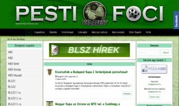 Pestifoci.hu by András Szabó