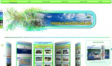 BMKG Malang Climatology Station by BMKG Malang