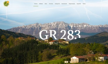 GR283 :: Idiazabal cheese route by ACV multimedia