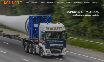 Collett & Sons Ltd by Michelle Aspinall