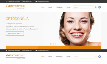 Aesthetic dental by INDICO