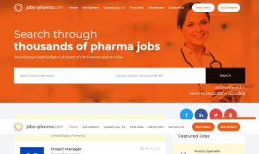 Jobsinpharma by INDICO
