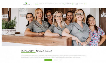 Vierdent.pl by INDICO