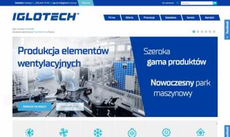 Iglotech by INDICO