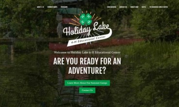 Holiday Lake 4H Center by Joomla Web Central / Stimulus