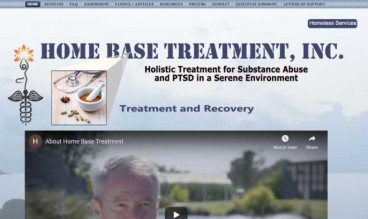 Home Base Treatment by Stanton Creative