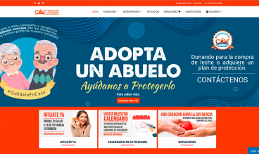 Fundación Colombiana de Osteoporosis by WebSoft