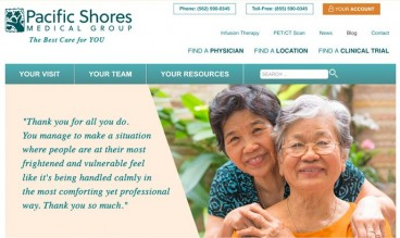 Pacific Shores Medical Group by Effective Designs