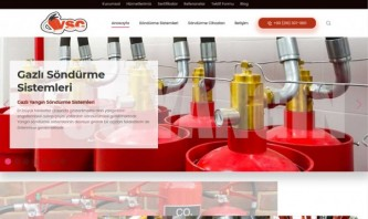 YSC Yangın Söndürme Cihazları ve Sistemleri by YSC Yangın Söndürme Cihazları ve Sistemleri