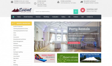 Event Rental Company by infule