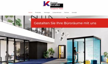 Christoph Kreidler - Transparente Wände by RK Mediawork