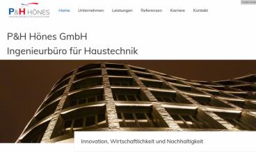 P&H Hönes GmbH by RK Mediawork