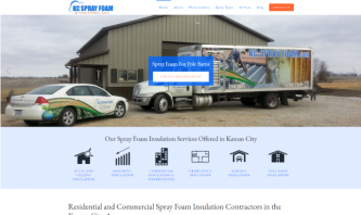 KC Spray Foam & Coatings, LLC by Igniting Business