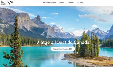 V3 Viatges by NuAnda SEO Consulting S.L.