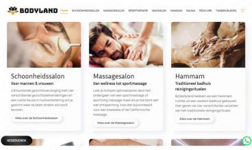 Bodyland by Ghekko Webdesign