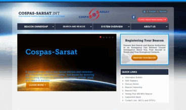 International Cospas-Sarsat Programme by KAMICODE