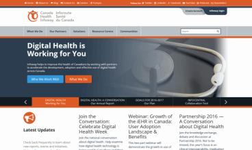 Canada Health Infoway by KAMICODE