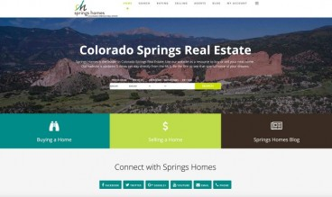 Colorado Springs Real Estate Company by Amy Smith